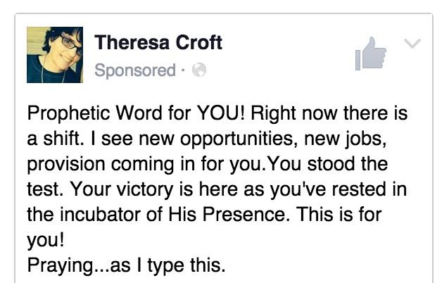 Word prophetic