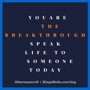youarethebreakthrough