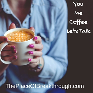 YouMeCoffeeLets Talk Breakthrough