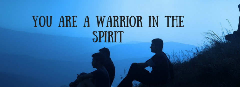 You Are A Warrior In The Spirit